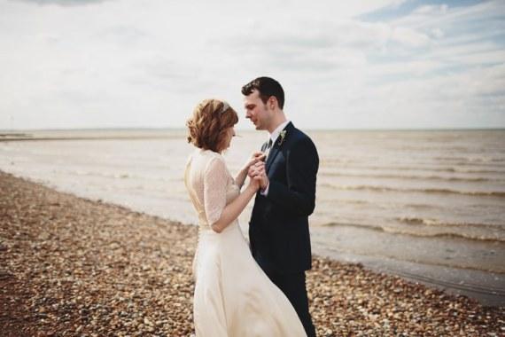 Free Spritied Beautiful Beach Wedding https://www.paulfullerkentphotography.com/