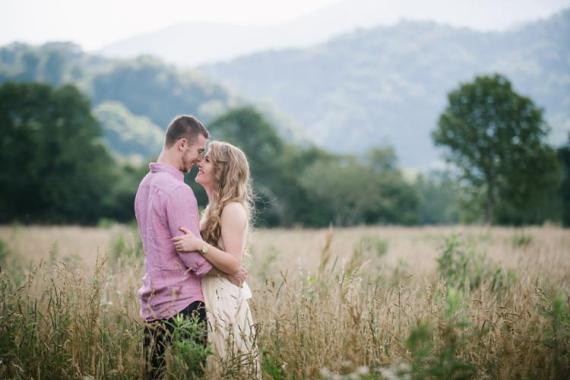 Rustic Woodsy Wedding North Carolina http://abbyleighanne.com/