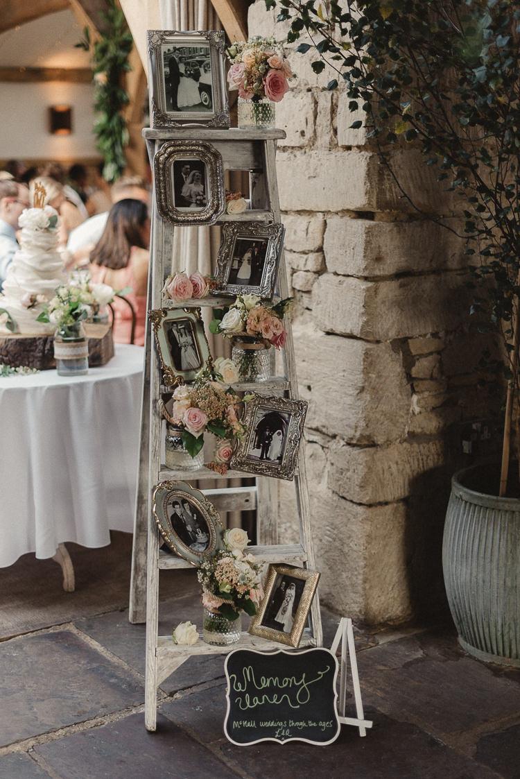 Whimsical Floral Blush Amp Grey Wedding Whimsical