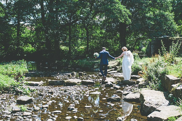 Home Made Vintage Pale Blue Wedding http://www.elliegracephotography.co.uk/