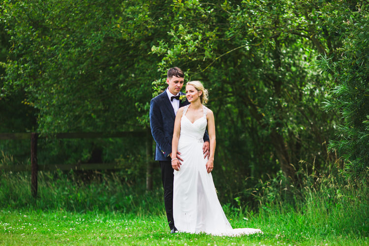 Delanie Sottero and Midgley Dress Gown Bride Bridal Fun Festival Glamping Wedding https://storry.co.uk/