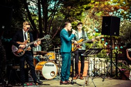 Wedding Venue That Will Keep Your Dancefloor Packed Seventh Second Entertainment Band
