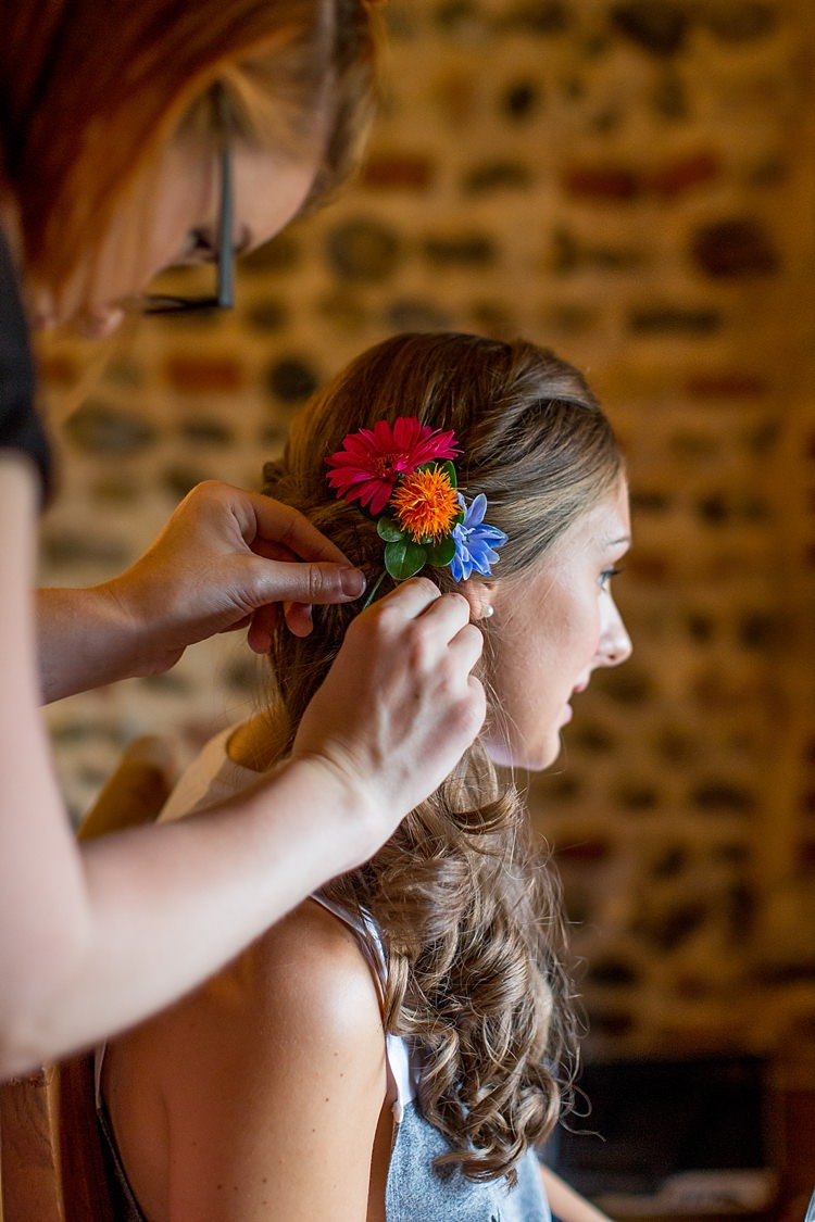 Colourful Mexican Inspired Cactus Wedding Whimsical