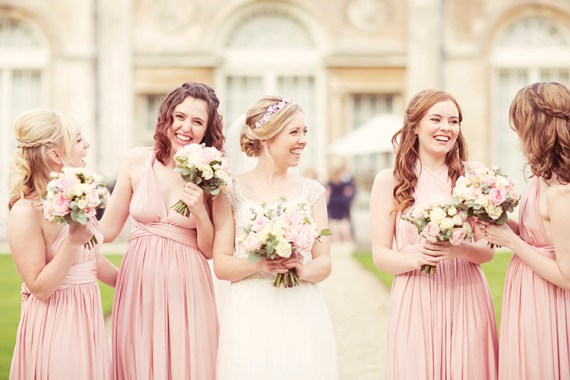 Elegant Romantic Classic Pink Wedding http://www.rebeccaweddingphotography.co.uk/