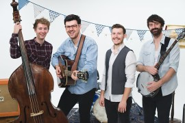 6 Of The Hottest Wedding Bands in 2017 Festival Folk