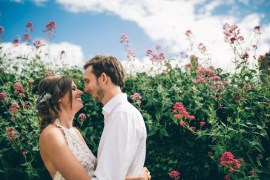 Wildflower Village Green Handfasting Wedding http://www.naomijanephotography.com/