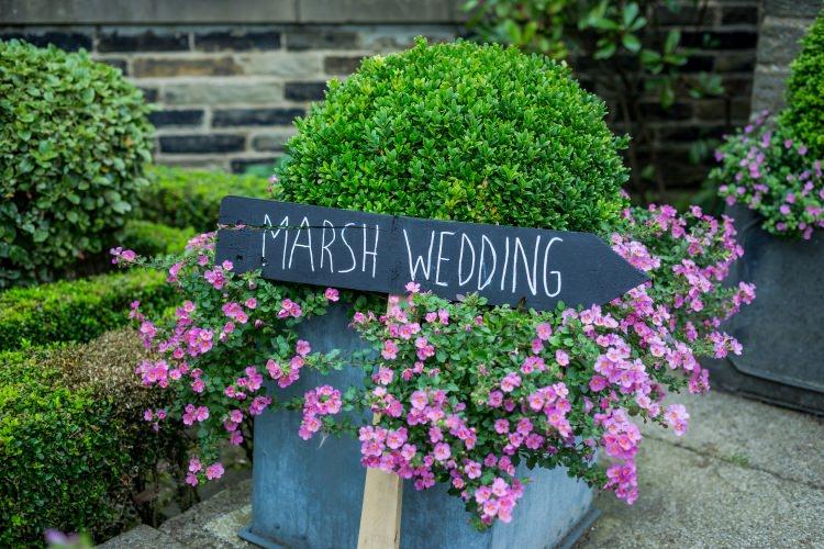 Pretty Quirky Pastel Wedding http://www.happilyevercaptured.com/