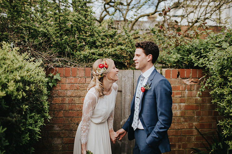 Casual City Stylish Pub Wedding http://www.ireneyapweddings.com/