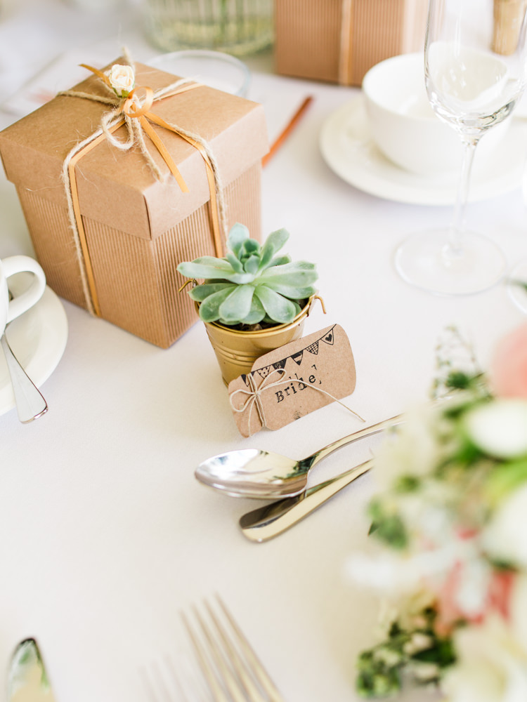 Gold Potted Succulent Favours Whimsical Luxury Summer Garden Party Wedding https://www.wookiephotography.com/