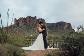 Romantic Desert Elopement Ideas http://beginningandendphoto.com/
