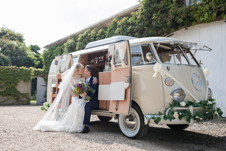 VW Camper Van Transport Summer Festival Country Estate Wedding http://kerryannduffy.com/