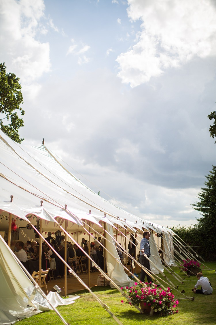 Open Sided Pole Tent Country Rustic Picnic Marquee Wedding https://www.binkynixon.com/