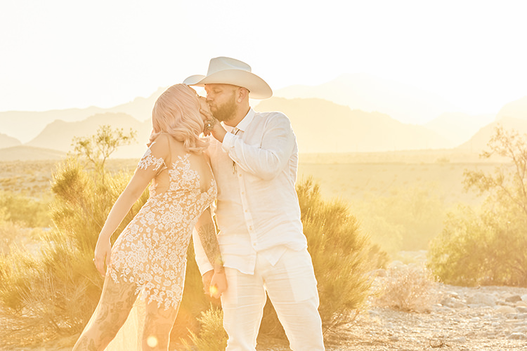 Las Vegas Weddings Elvis Pink Cadillac