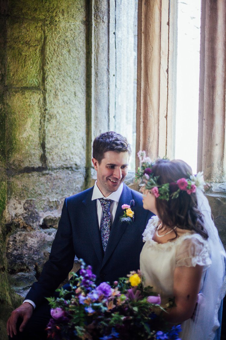 Eco Friendly Floral Filled Wedding http://kellyjphotography.co.uk/