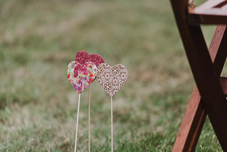 Hearts Sticks Aisle Stylish Woodland Tipi Wedding Flower Arch https://willpatrickweddings.com/