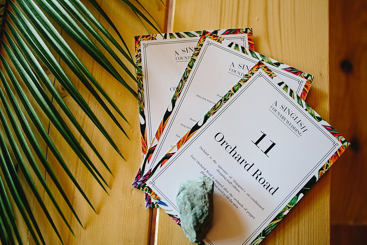 Floral Stationery Tropical Countryside Tipi Wedding https://parkershots.com/