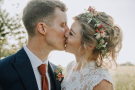 Orange Country Barn Wedding http://www.meganduffield.com/