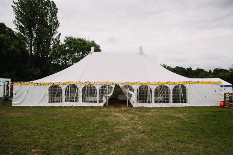 Marquee Joyful Homespun Humanist Farm Camping Wedding https://aniaames.co.uk/