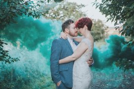 Colourful Informal Wedding Victorian Fairground Games Elmley Nature Reserve Kent http://www.juliaandyou.com/