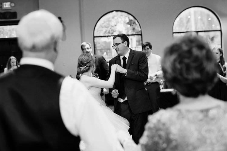 Outdoor Destination Classic Romantic Pink Princess Gown Bride Groom First Dance | Dreamy Blush Emerald Fairytale Wedding Oklahoma http://www.kelcyleighphotography.com/
