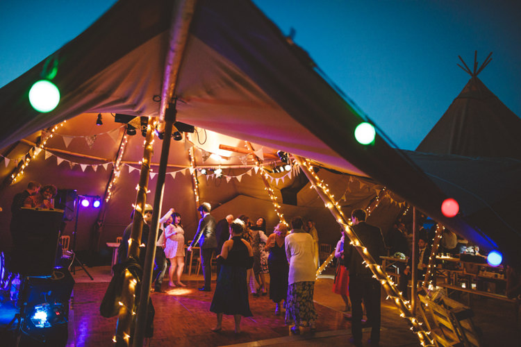 Lighting Relaxed Country Tipi Yellow Wedding Hampshire https://photography34.co.uk/