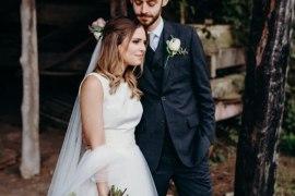 Creative Hertfordshire Barn Boho DIY Wedding Beard and Mane Photography