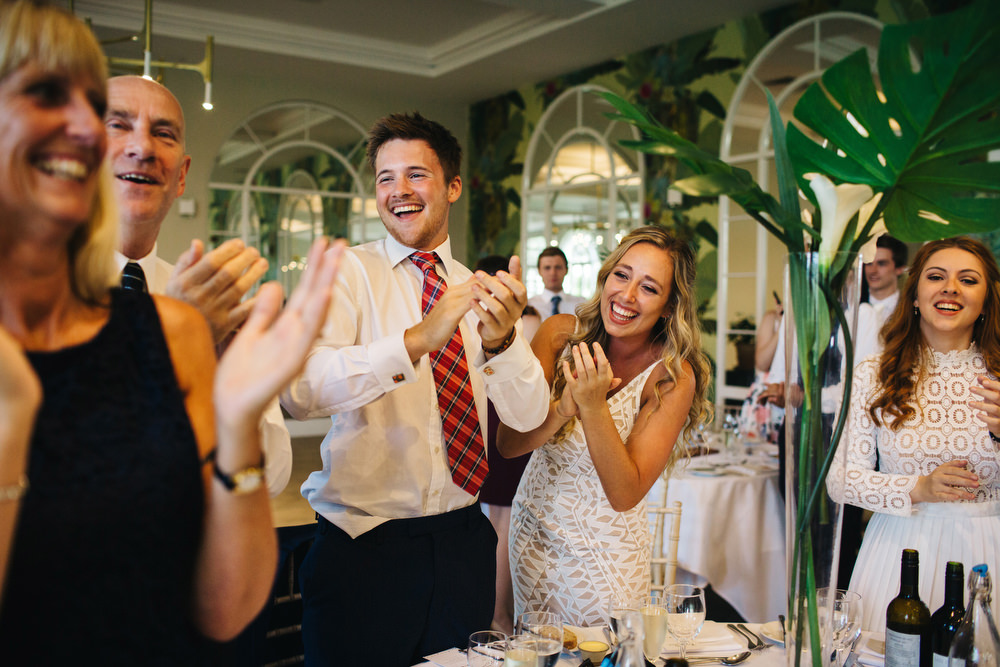 Deer Park Country House Hotel Wedding Richard Skins Photography