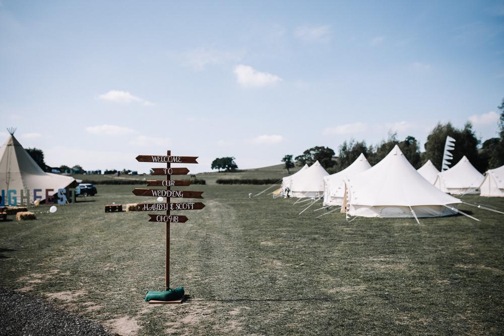 Bell Tents Alcott Weddings Oobaloos Photography