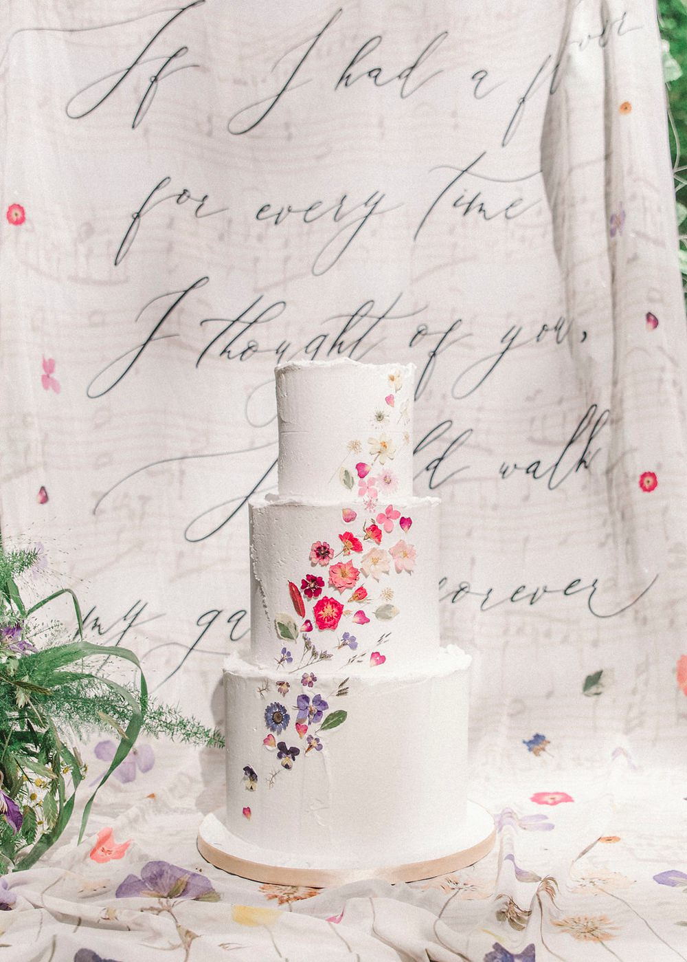 Cake Backdrop Banner Words Letter Love Calligraphy Table Boho Woodland Wedding Ideas Camp Katur Emily Olivia Photography