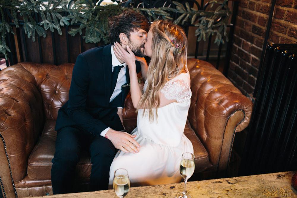 London Elopement Wedding Asylum Robbins Photographic