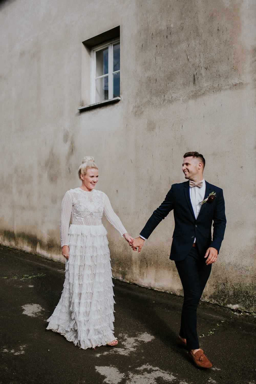 Groom Suit Bow Tie Tassel Loafers Slovenia Wedding Bohemian Maja Tsolo Photography