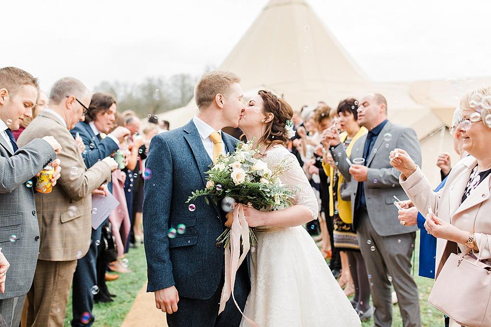 Bubble Confetti Chiltern Open Air Museum Wedding Terri & Lori Fine Art Photography