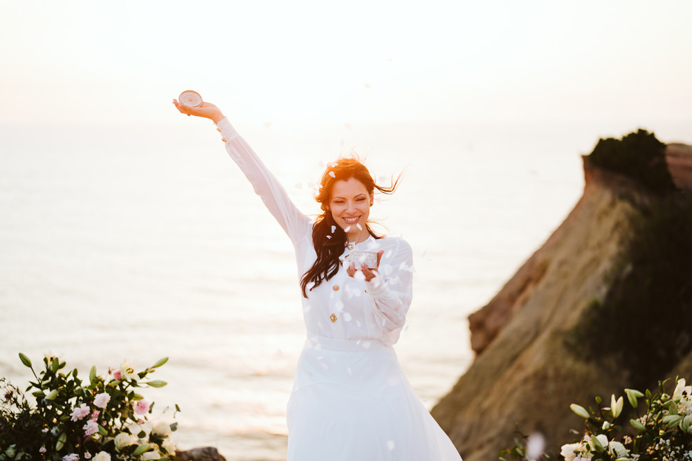 Confetti Clifftop Portugal Wedding Ideas John Barwood Photography