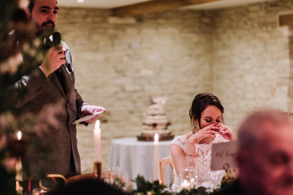 Kingscote Barn Wedding Oobaloos Photography
