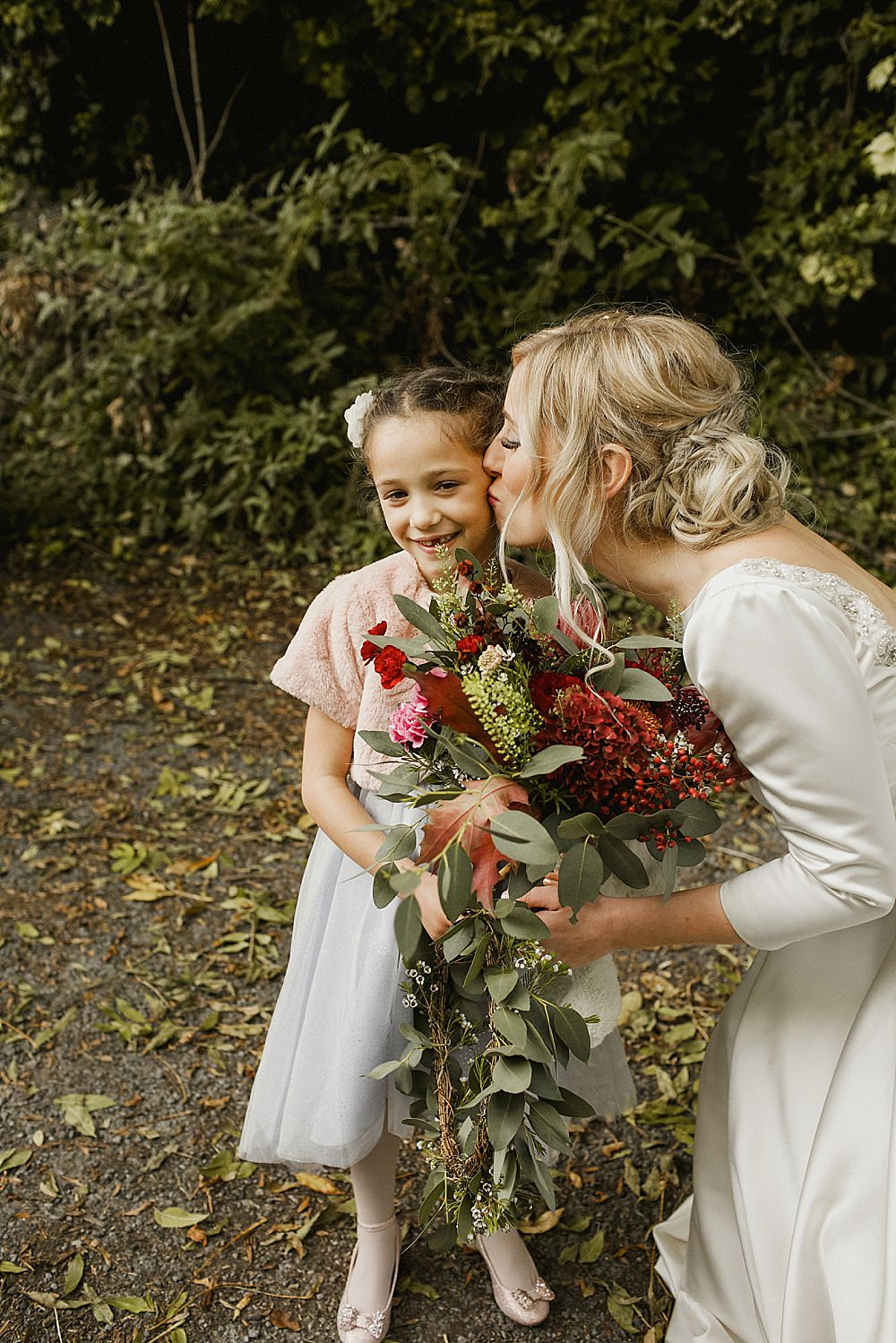 Flower Girl Dress Cardigan Abbeydale Picture House Wedding We Are Da Silva
