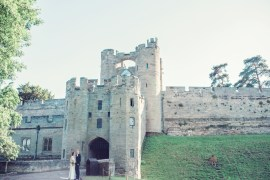 Warwick Castle Wedding Venue Credit Jessica Raphael