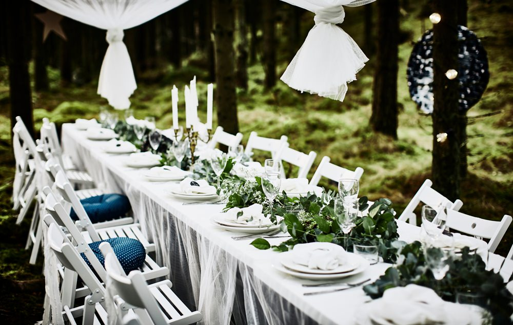 DIY Wedding with IKEA