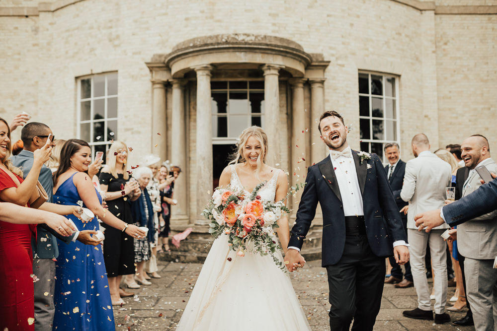 Confetti Stubton Hall Wedding Darina Stoda Photography