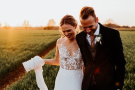 Contemporary Barn Wedding Ryan Goold Photography