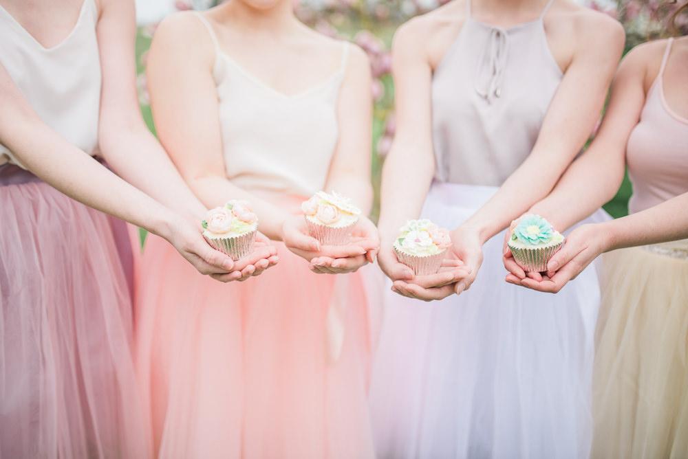 Cupcakes Springtime Bridal Shower Ideas Hen Party Laura Jane Photography