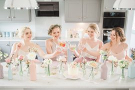 Springtime Bridal Shower Ideas Hen Party Laura Jane Photography