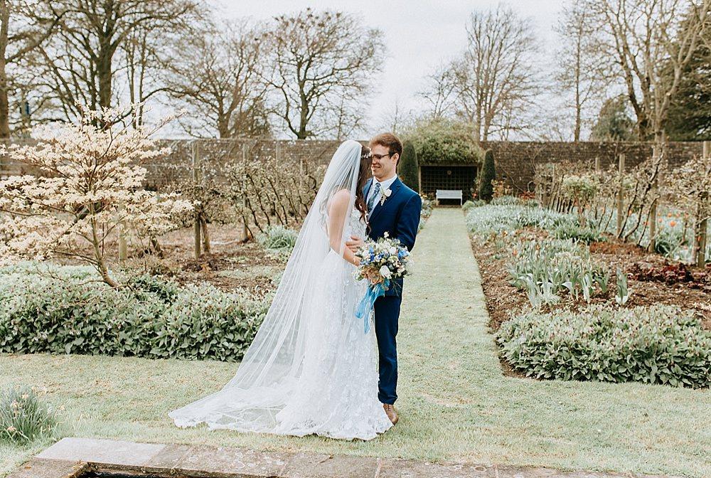 Blue Gold Wedding Ideas Ailsa Reeve Photography