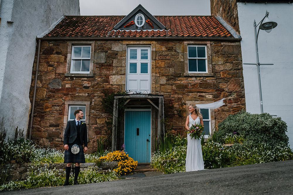 Tropical Luxe Wedding Burfly Photography