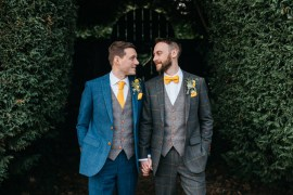 Quirky Rustic Charm Wedding Justin Bailey Photography