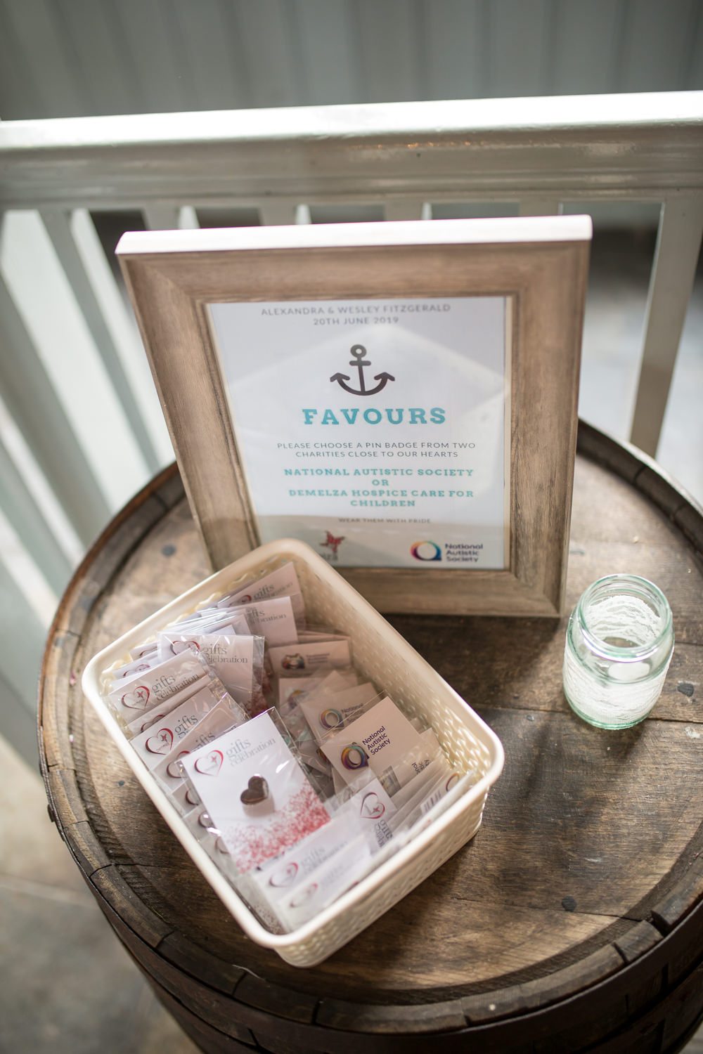 Wedding Favour Ideas Florence Berry Photography