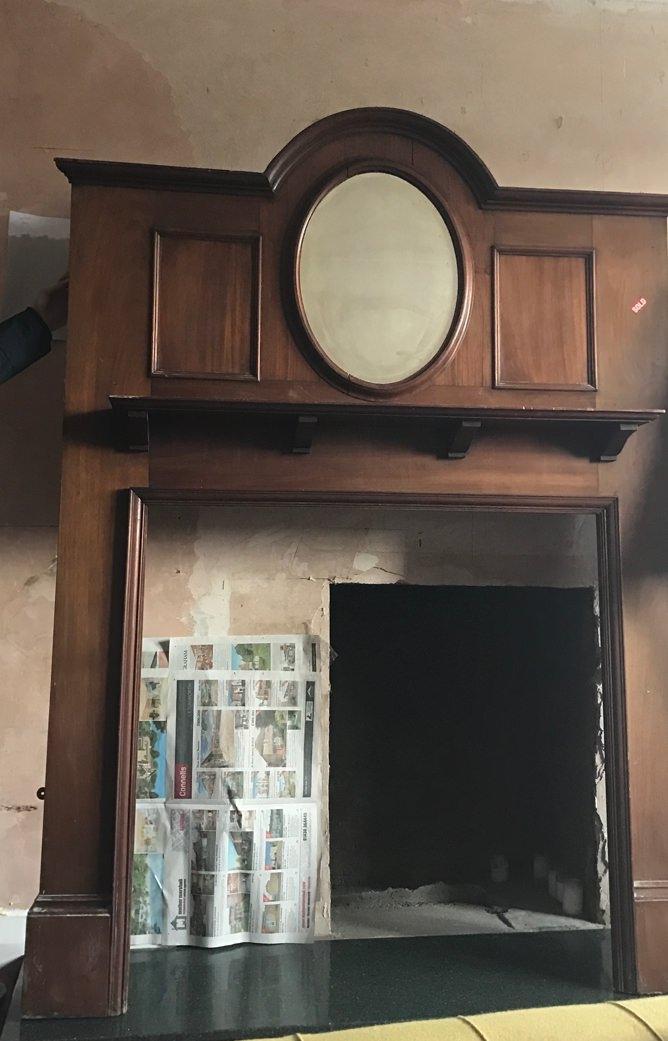 1930s House Living Room Renovation