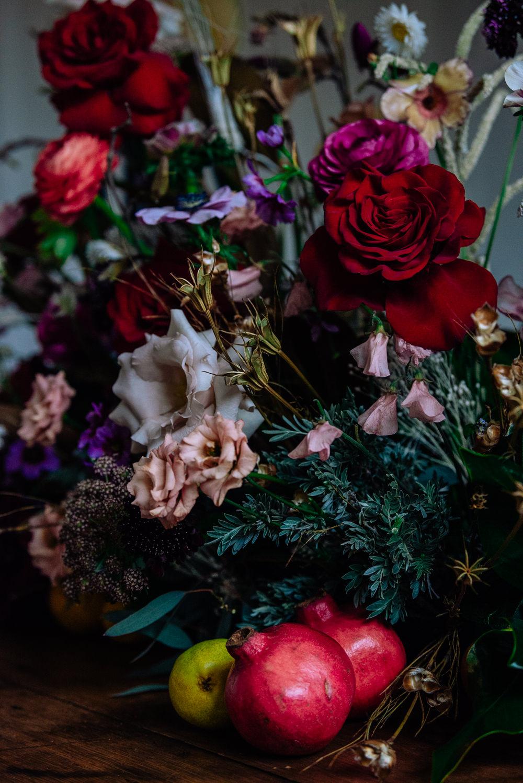 Dutch Art Wedding Ideas Berni Palumbo Photography