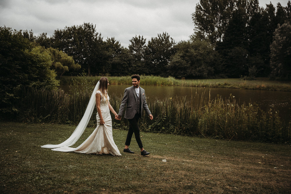Justin Alexander Horsley Hale Farm Wedding Thyme Lane Photography