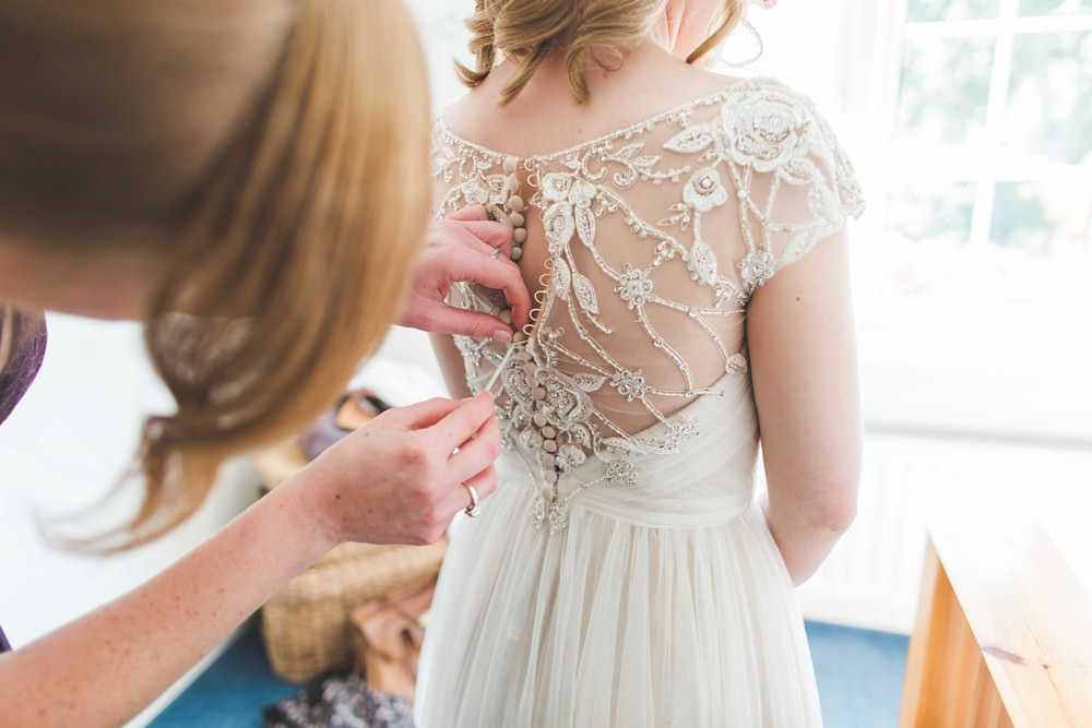 Lillian West Dress Gown Tulle Skirt Lace Top Letchworth Wedding Milkbottle Photography