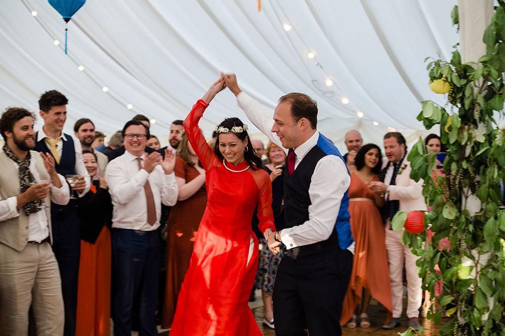 Marquee Castle Wedding Rachael Fraser Photography
